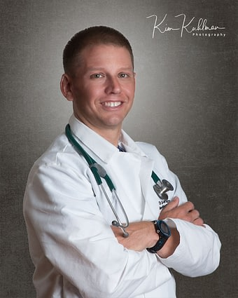 Veterinarian Internal Medicine Specialist Headshot Personal Branding Greater Albuquerque Chamber of Commerce