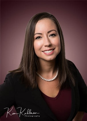 woman owner business headshot